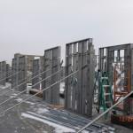 Structural Corridor Wall Panels