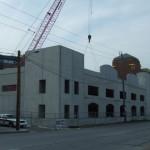 Precast Concrete Installation