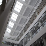 Completed Atrium & Skylights